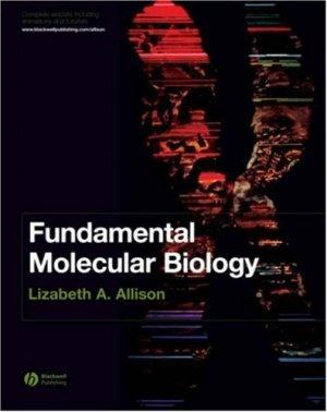 Fundamental Molecular Biology by Lizabeth A. Allison 1405103795