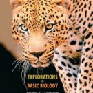 Explorations in Basic Biology (11th) by Stanley E. Gunstream 0132229137