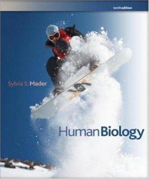 Human Biology 10th by Sylvia Mader 0073309346