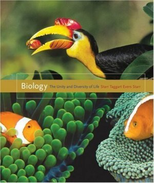 Biology: The Unity and Diversity of Life 12th by Cecie Starr 0495557927