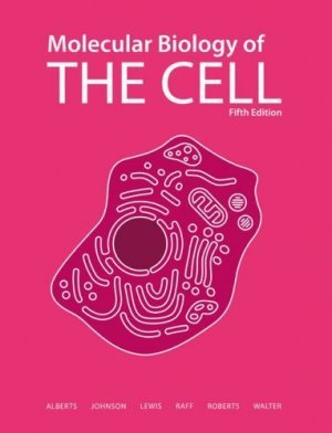 Molecular Biology of the Cell 5th by Bruce Alberts 0815341059