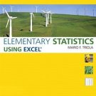 Elementary Statistics Using Excel 4th Edition Triola 0321564960