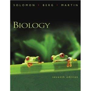 Biology 7th by Eldra Solomon 0534492762