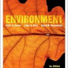 Environment 6th by Peter H. Raven 0470119268