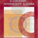 Elementary and Intermediate Algebra: A Combined Approach 4th Ed. by Kaufmann 0534490247