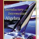 Introductory and Intermediate Algebra: A Combined Approach 2nd Ed. by Bittinger 0201773414