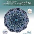 Elementary and Intermediate Algebra 2nd Ed. by Mark Dugopolski 0072538953
