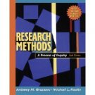 Research Methods 6th by Anthony M. Graziano 020551684X