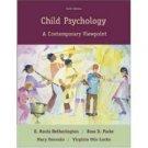 Child Psychology 6th by E. Mavis Hetherington 0073197815