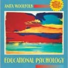 Educational Psychology 9th by Woolfolk-Hoy 0205456642