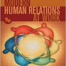 Modern Human Relations at Work 9th by Hodgetts 0324205635