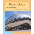 Psychology 9th by Benjamin Lahey 0073228826