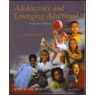 Adolescence and Emerging Adulthood 2nd by Jeffrey Jensen Arnett 013189272X
