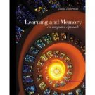 Learning and Memory by David A. Lieberman 0534619746