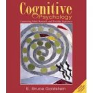 Cognitive Psychology by Goldstein 0534577261