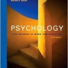 Psychology 3rd by Michael Passer 0073228869