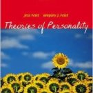 Theories of Personality 6th by Gregory J. Feist 0073191817