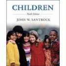 Children 9th by John W. W. Santrock 0073107301