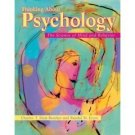 Thinking About Psychology by Charles Blair-Broeker 0716754673