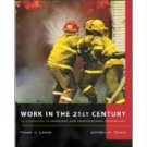 Work in the 21st Century by Frank J. Landy 0072830220