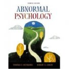 Abnormal Psychology 4th by Robert E. Emery 0130488909