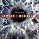Deviant Behavior 7th by Alex Thio 0205388833