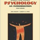 Kagan and Segal's Psychology: An Introduction by Don Baucum