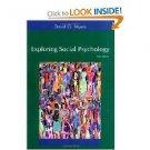 Exploring Social Psychology 3rd by David G. Myers 0072842121