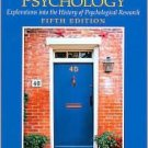 Forty Studies that Changed Psychology 5th by Roger R. Hock 0131147293