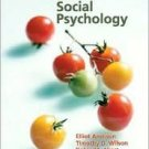 Social Psychology 5th by Elliot Aronson 0131786865