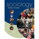 Sociology 10th by Richard T. Schaefer 0073125741