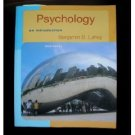 Psychology: An Introduction by Lahey, Benjamin B. Lahey 0073123870