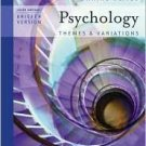 Psychology: Themes and Variations Brief 6th Ed. by Wayne Weiten 0534632882
