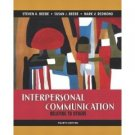 Interpersonal Communication 4th by Mark V. Redmond 0205417922