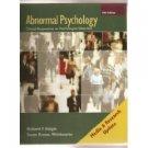 Abnormal Psychology 5th by Richard P. Halgin 0073382752
