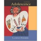 Adolescence 7th Ed. by Laurence Steinberg 0072977558