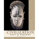 Civilization Past and Present Combined 11th Edition by Palmira Brummett 0321236130