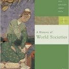 A History of World Societies 7th Vol. 1: To 1715 by John McKay 0618610944