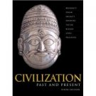 Civilization Past & Present Single Volume 10th by Brummett 032109090X