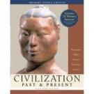 Civilization Past & Present 11th Volume I by Palmira Brummett 0321428382