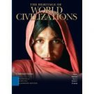 Heritage of World Civilizations Combined Volume 3rd Edition by Albert M. Craig 0132196824