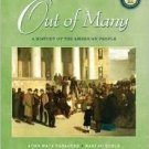 Out of Many A History of the American People Combined Volume 4th Ed by Faragher 0130977977