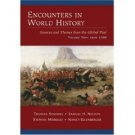 Encounters in World History by Thomas Sanders 0072451033