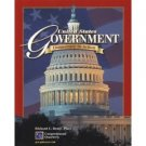 United States Government: Democracy in Action by Richard C. Remy 0078259835