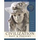 Civilization Past and Present 11th by Palmira Brummett 0321428374