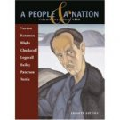 A People and a Nation 7th Volume 2: since 1865 by Mary Beth Norton 0618391770