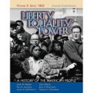 Liberty, Equality, Power: A History of the American People 4th Vol II by Murrin 0495050563