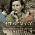Out of Many: A History of the American People 4th Vol II by Faragher 0131933388