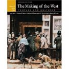 The Making of the West Peoples and Cultures 2nd Vol. 2 by Hunt 0312417616
