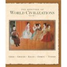 The Heritage of World Civilizations 7th Volume One to 1700 by Craig 0131926195